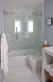 Gorgeous Small Bathroom Remodel Ideas On A Budget 23