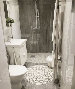 Gorgeous Small Bathroom Remodel Ideas On A Budget 38