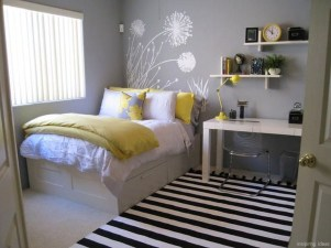Minimalist Bedroom Decorating Ideas For Small Spaces 13