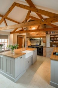 Stunning Country Farmhouse Design Ideas For Kitchen 10