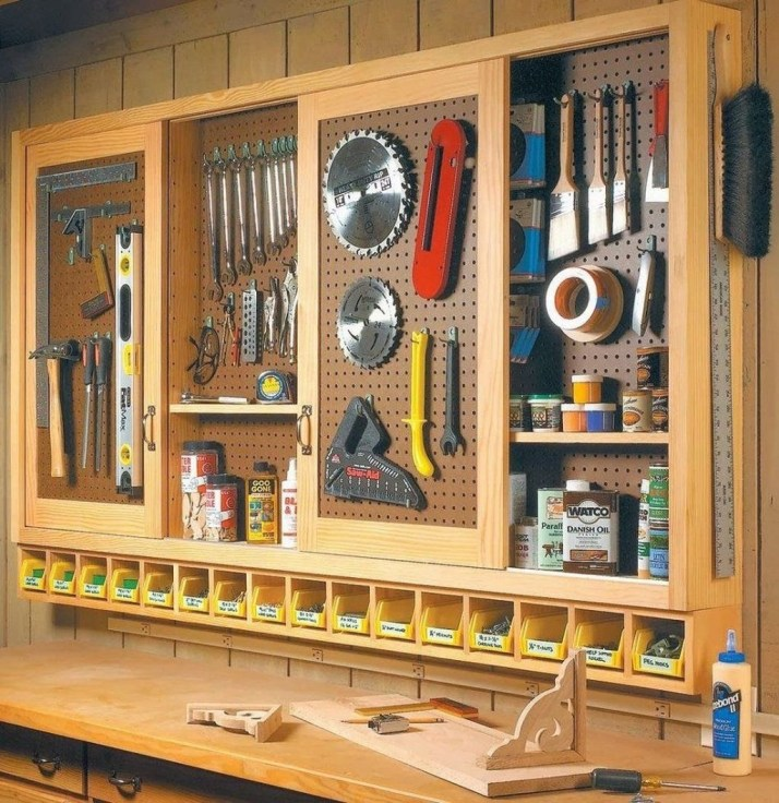 Superb Tool Organization Design Ideas 14