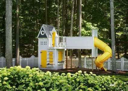 Awesome Frontyard Garden Design Ideas For Kids Playground Playground 47