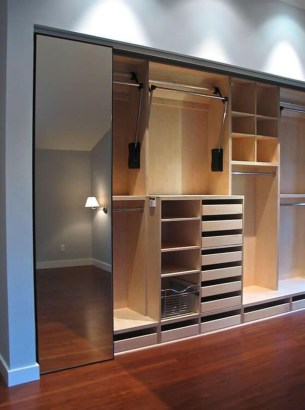 Beautiful Concept Of A Wardrobe Ideas For Bedroom 07