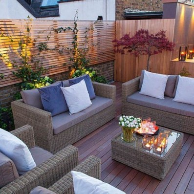 Cool Terrace Design Ideas 21