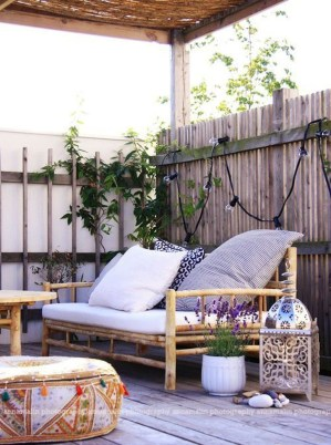 Cool Terrace Design Ideas 30