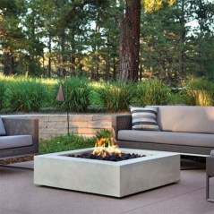 Creative Build Round Firepit Area Ideas For Summer Nights 13