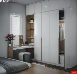Delicate Wardrobe Designs Ideas For Nowadays 11