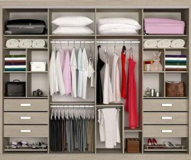 Delicate Wardrobe Designs Ideas For Nowadays 38
