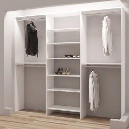 Delicate Wardrobe Designs Ideas For Nowadays 44