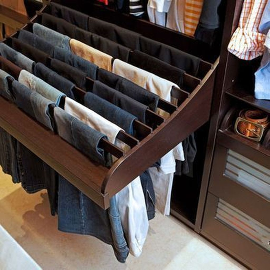 Inexpensive Bedroom Organization Ideas On A Budget 12