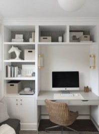 Lovely Small Home Office Ideas 04