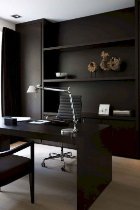 Lovely Small Home Office Ideas 25