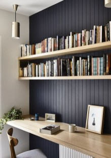 Lovely Small Home Office Ideas 32