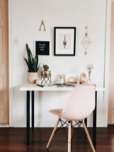 Lovely Small Home Office Ideas 54