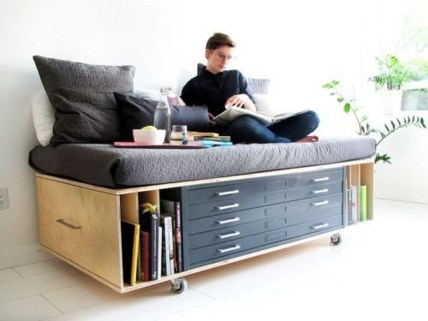 Simple Space Saving Furniture Ideas For Home 37