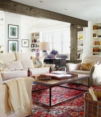 Wonderful Family Room Design Ideas That Comfortable 14