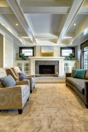 Wonderful Family Room Design Ideas That Comfortable 29