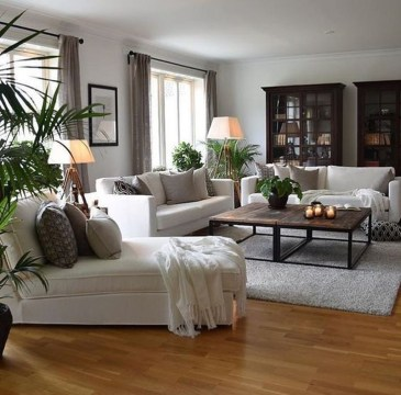 Wonderful Family Room Design Ideas That Comfortable 49