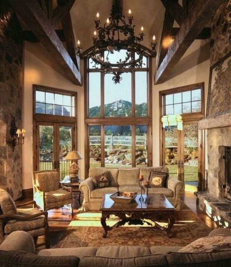 Wonderful Family Room Design Ideas That Comfortable 50