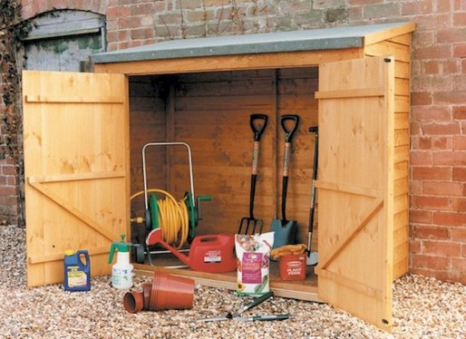 Adorable Garden Shed Organisations Ideas For Garden Looks Modern 06