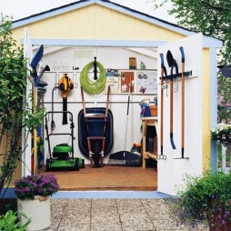 Adorable Garden Shed Organisations Ideas For Garden Looks Modern 17