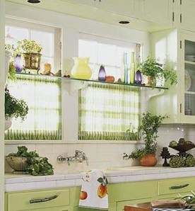 Cool Colorful Kitchen Decor Ideas For Summer 46