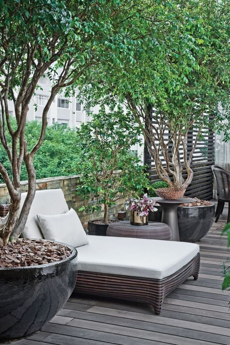 Cozy Home Terrace Design Ideas For Summer To Try Nowaday 14