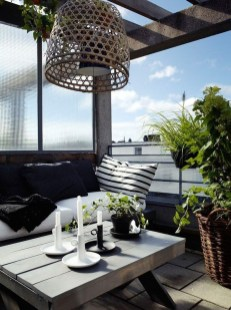 Cozy Home Terrace Design Ideas For Summer To Try Nowaday 31