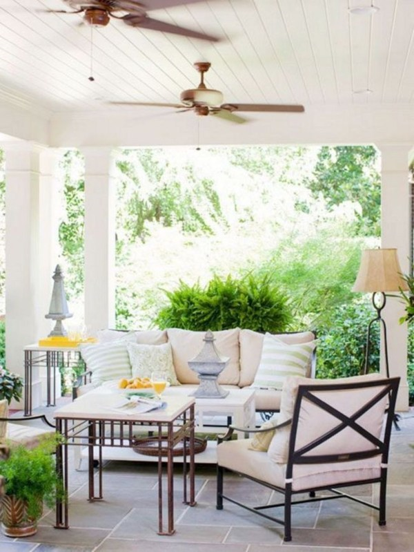 Cozy Home Terrace Design Ideas For Summer To Try Nowaday 45