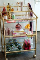 Elegant Mini Bar Design Ideas That You Can Try On Home 08