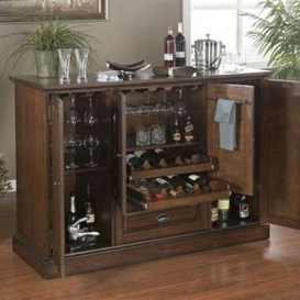 Elegant Mini Bar Design Ideas That You Can Try On Home 13