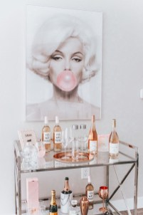 Elegant Mini Bar Design Ideas That You Can Try On Home 20