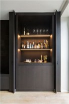 Elegant Mini Bar Design Ideas That You Can Try On Home 29