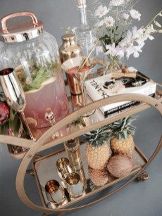 Elegant Mini Bar Design Ideas That You Can Try On Home 31