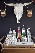 Elegant Mini Bar Design Ideas That You Can Try On Home 36