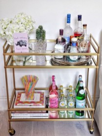Elegant Mini Bar Design Ideas That You Can Try On Home 37