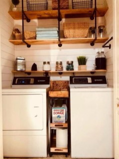 Fascinating Small Laundry Room Design Ideas 05