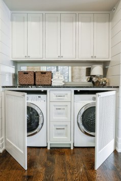 Fascinating Small Laundry Room Design Ideas 06