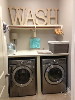 Fascinating Small Laundry Room Design Ideas 18