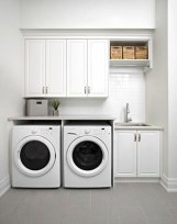 Fascinating Small Laundry Room Design Ideas 40