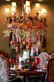 Hottest Christmas Table Decorating Ideas For You 05