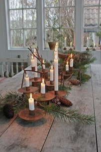 Hottest Christmas Table Decorating Ideas For You 37