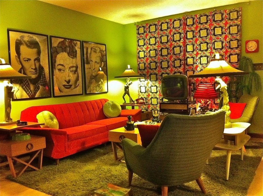 Impressive Retro Décor Ideas To Apply Asap 47