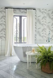 Incredible Bathroom Design Ideas For Summer 47