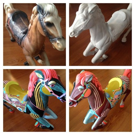 Inspiring Diy Painted Rocks Ideas With Animals Horse For Summer 11
