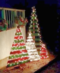 Latest Diy Christmas Lights Decorating Ideas 07