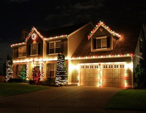 Latest Diy Christmas Lights Decorating Ideas 27