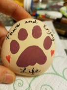 Magnificient Diy Painted Rocks Ideas With Animals Dogs For Summer 27
