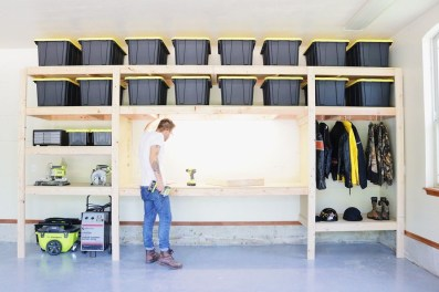 Modern Garage Organization Ideas To Try This Season 49