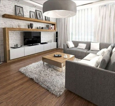 Outstanding Small Living Room Remodel Ideas Youll Love 07